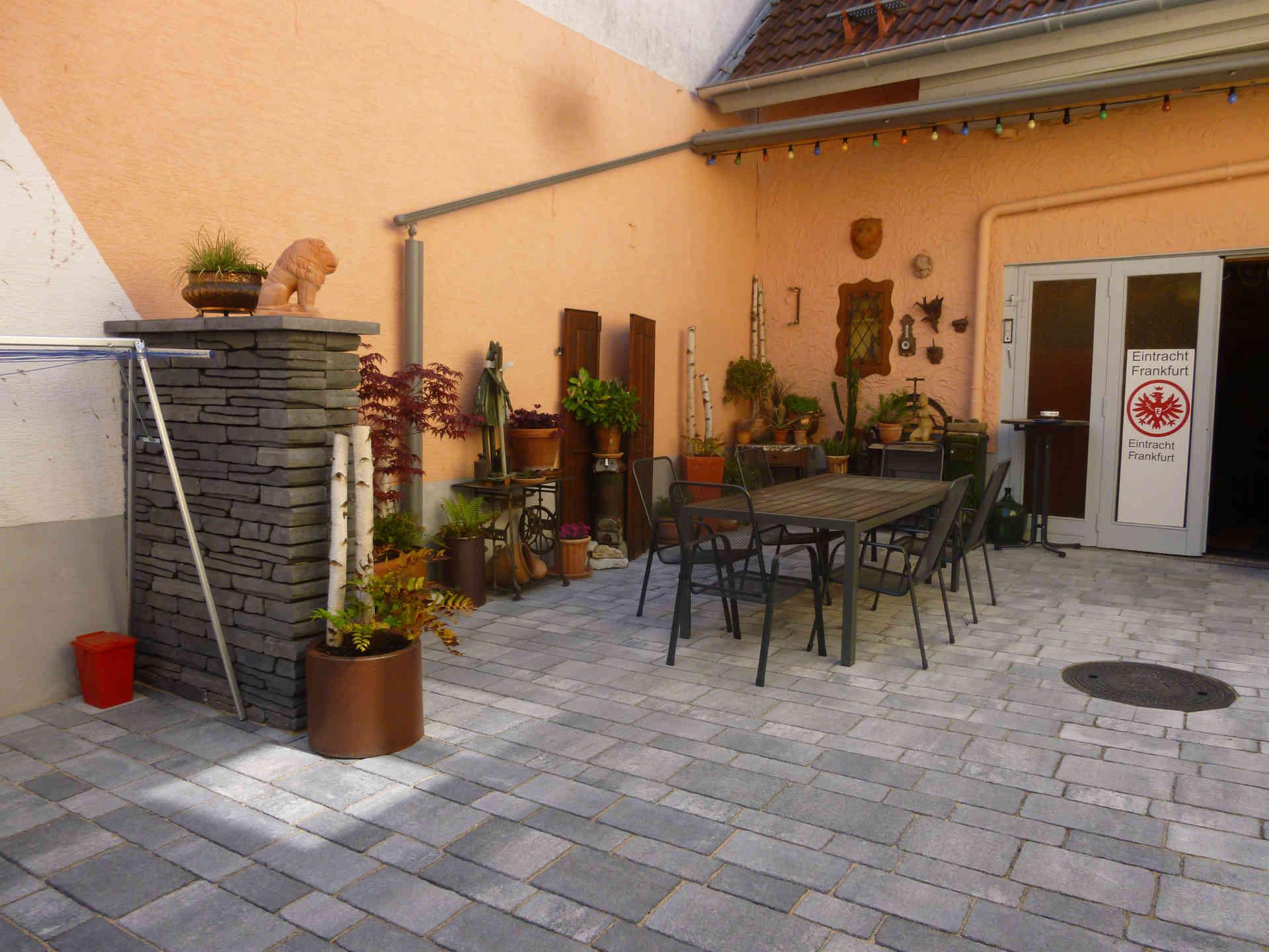 Mainz Wohnzimmer Draussen