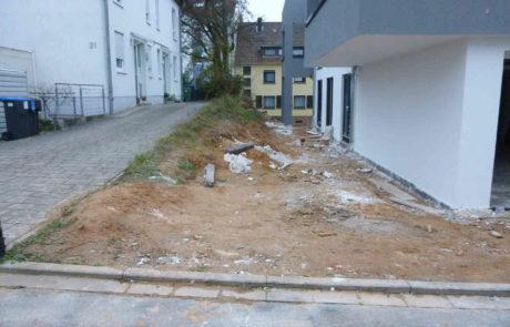 Bereich Fuer Garten Am Neubau