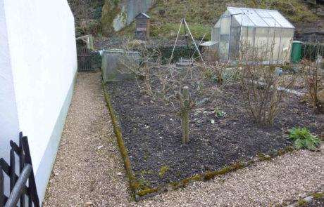 Garten Vorher 3