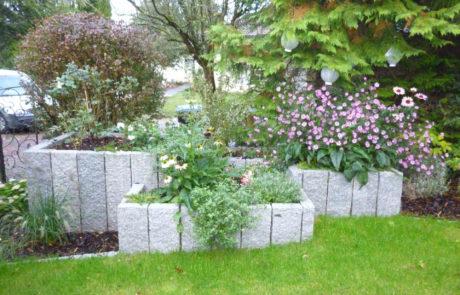 Gartengestaltung Mit Hochbeet September