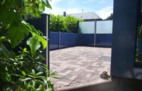 Terrasse Sichtschutz 2